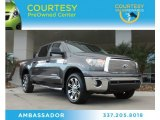 2013 Magnetic Gray Metallic Toyota Tundra CrewMax 4x4 #89483979