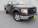 2014 Tuxedo Black Ford F150 XL Regular Cab #89483865