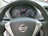 2014 Nissan Sentra S Gauges