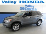 2011 Polished Metal Metallic Honda CR-V EX 4WD #89518262