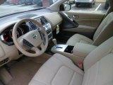 2014 Nissan Murano SL AWD Beige Interior