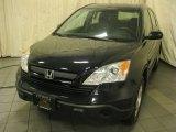 2008 Nighthawk Black Pearl Honda CR-V LX 4WD #89518725