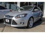 2012 Ingot Silver Metallic Ford Focus Titanium 5-Door #89518818