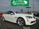 2009 White Hot Pontiac G8 GT #89518816