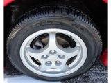 Mitsubishi Eclipse 1997 Wheels and Tires