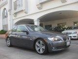 2008 Sparkling Graphite Metallic BMW 3 Series 335i Coupe #89518383
