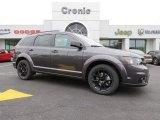 2014 Granite Crystal Metallic Dodge Journey SXT #89518520
