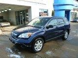 2009 Royal Blue Pearl Honda CR-V EX 4WD #89518325