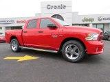 2014 Flame Red Ram 1500 Express Crew Cab #89518517