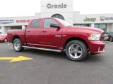 2014 Deep Cherry Red Crystal Pearl Ram 1500 Express Crew Cab #89518516