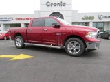 2014 Deep Cherry Red Crystal Pearl Ram 1500 Big Horn Crew Cab #89518512