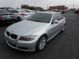 2010 Titanium Silver Metallic BMW 3 Series 328i Sedan #89518320