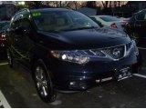2012 Sapphire Black Nissan Murano LE Platinum Edition AWD #89518782