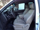 2010 Ford F150 XL SuperCab Front Seat