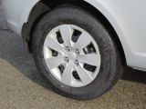 Hyundai Accent 2011 Wheels and Tires
