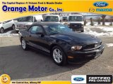 2011 Ebony Black Ford Mustang V6 Convertible #89518501