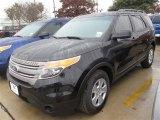 2014 Tuxedo Black Ford Explorer FWD #89518288