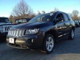 2014 Maximum Steel Metallic Jeep Compass Latitude #89518197