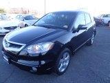 2008 Acura RDX Nighthawk Black Pearl