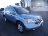 2011 Glacier Blue Metallic Honda CR-V EX-L 4WD #89518742