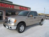 2011 Pale Adobe Metallic Ford F150 XLT SuperCab 4x4 #89518849