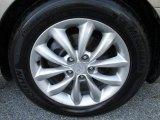 Hyundai Azera 2007 Wheels and Tires