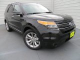 2014 Tuxedo Black Ford Explorer Limited #89518560