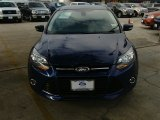 2012 Kona Blue Metallic Ford Focus Titanium 5-Door #89566662