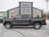 2014 Tungsten Metallic Chevrolet Silverado 1500 High Country Crew Cab 4x4 #89567154