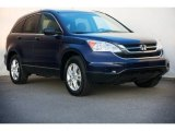 2011 Royal Blue Pearl Honda CR-V EX #89566814