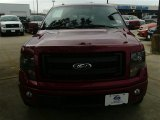 2013 Ruby Red Metallic Ford F150 Lariat SuperCrew #89566640