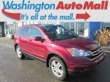 2011 Tango Red Pearl Honda CR-V EX-L 4WD #89566725