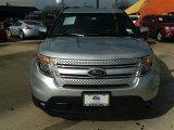 2013 Ingot Silver Metallic Ford Explorer Limited #89566631