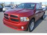 2014 Deep Cherry Red Crystal Pearl Ram 1500 Express Quad Cab #89567057