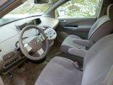 2005 Nissan Quest Interiors