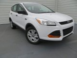 2014 Oxford White Ford Escape S #89566853