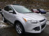 2014 Ingot Silver Ford Escape Titanium 2.0L EcoBoost 4WD #89566765