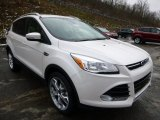 2014 White Platinum Ford Escape Titanium 1.6L EcoBoost 4WD #89566762