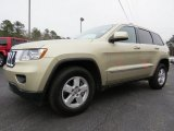 2012 Jeep Grand Cherokee White Gold Metallic