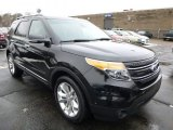 2014 Tuxedo Black Ford Explorer Limited 4WD #89566761
