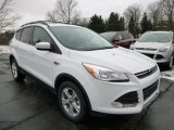2014 Oxford White Ford Escape SE 1.6L EcoBoost 4WD #89566759