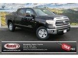 2014 Black Toyota Tundra SR5 Crewmax 4x4 #89566539