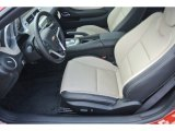 2014 Chevrolet Camaro SS Coupe Beige Interior