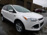2014 White Platinum Ford Escape SE 2.0L EcoBoost 4WD #89566752