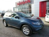 2012 Graphite Blue Nissan Murano SL AWD #89567033