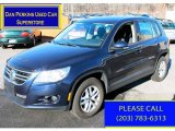 2011 Night Blue Metallic Volkswagen Tiguan S #89566522