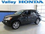2011 Crystal Black Pearl Honda CR-V EX 4WD #89566588