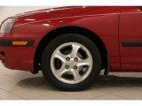 Hyundai Elantra 2006 Wheels and Tires