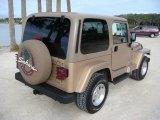 1999 Jeep Wrangler Desert Sand Pearlcoat