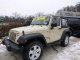2011 Sahara Tan Jeep Wrangler Sport S 4x4 #89566938